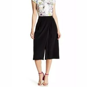 New Ted Baker Agney Wrap Front Culotte Pants